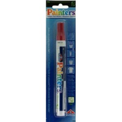 Painters Paint Marker Fine Tip Red