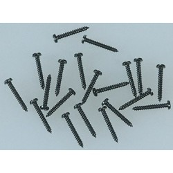 No0 Wood Screws 20 Pk