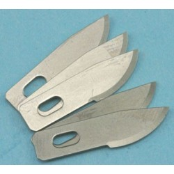 PNo12 Carded Blades 5 Pk