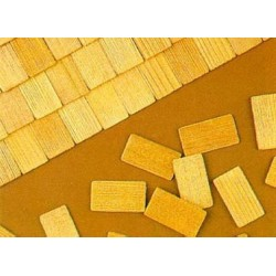 Cedar Rectangle Shingles 1000 pack