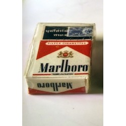 2 packs of dollhouse miniature Marlboro cigarettes smokes tobacco