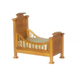 Walnut Renaissance Youth Bed
