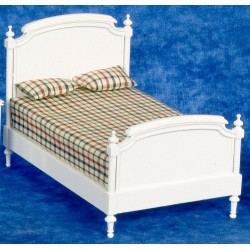 Double Bed/white