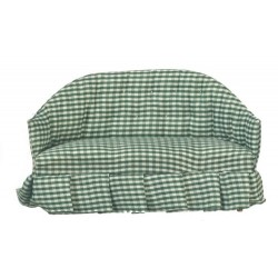 Sofa/green Check