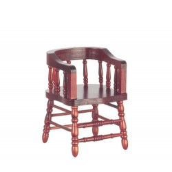Firehouse Chair/Mahoganyany