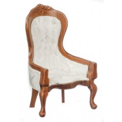 Victorian Gents Chair/Walnut