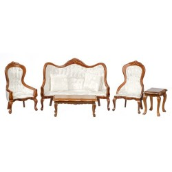 Victorian Living Room Set/5/wal