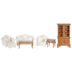 Liv Room Set/7/Walnut