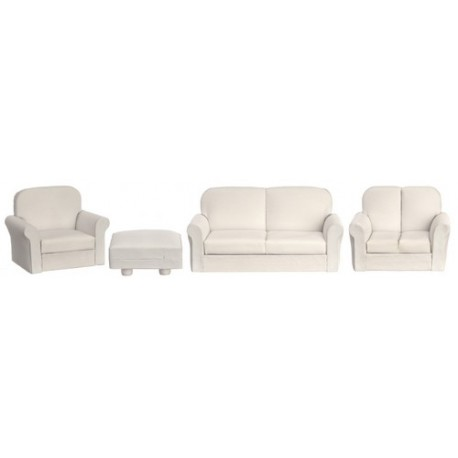 Living Room Set/4/white