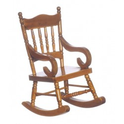 Rocking Chair/Walnut
