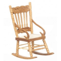 Rocking Chair/oak/cb