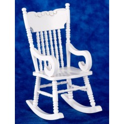 Rocking Chair/white