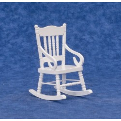 Rocking Chair/white/cb