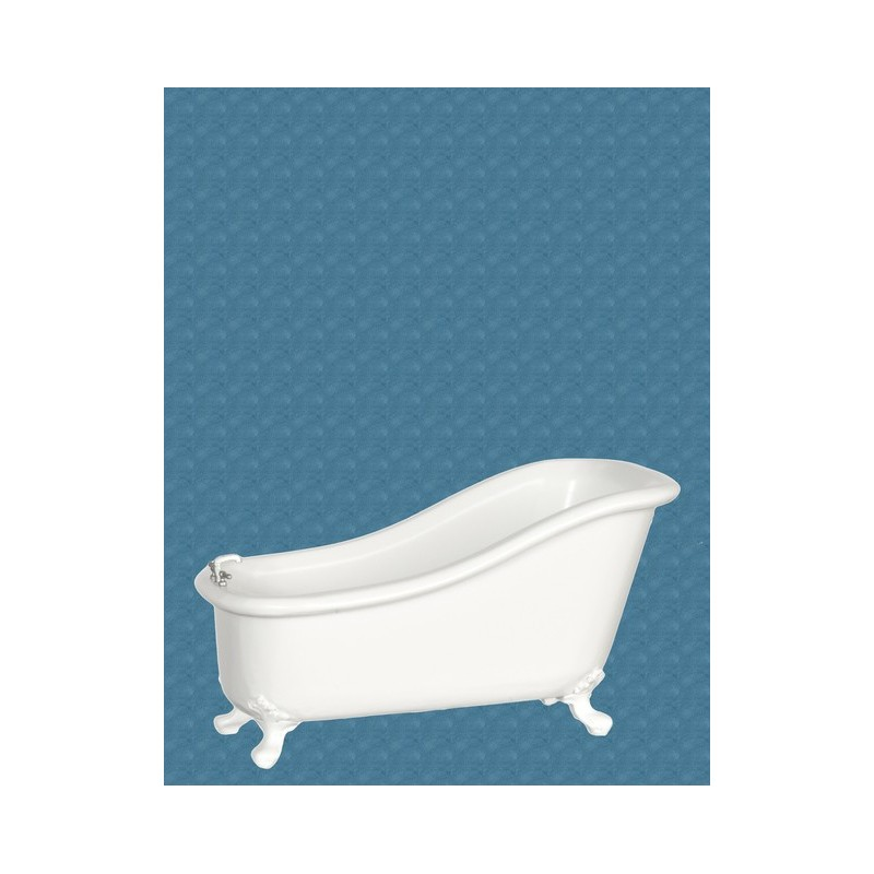 Avalon Bathtub white Dollhouse Bathtubs Superior