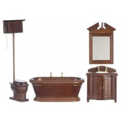 Old Fashioned Bath S/4