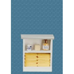 Small Bath Cabinet/yellow