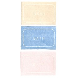 Bath Mats/assorted/3