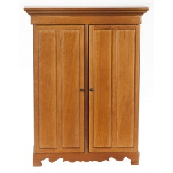 Lincoln Wardrobe/Walnut