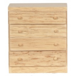 Chest Of Drawers/oak