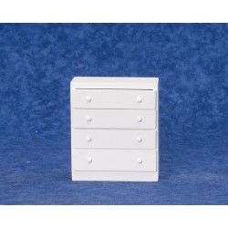 Chest Of Drawers/white