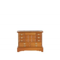 Trinket Dresser/Walnut