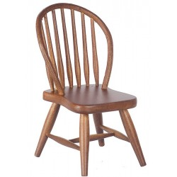 Windsor Side Chair/Walnut
