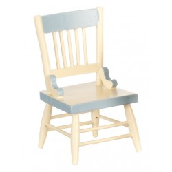 Dining Chair/white/bl.trm