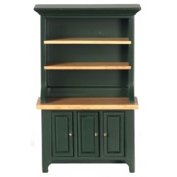 Hutch Hunter Green Oak