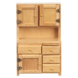 Kitchen Hutch/oak