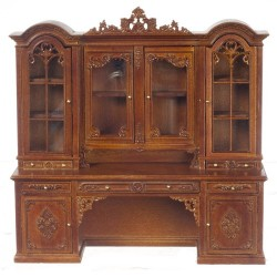 China Cabinet/Walnut