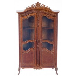 Garfield Hutch/Walnut