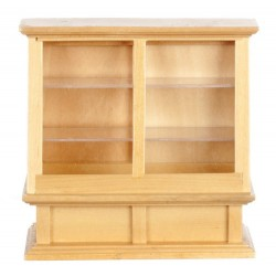 Display Case/oak