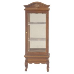Display Cabinet/Walnut