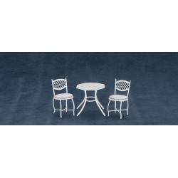 Table Set/3/white