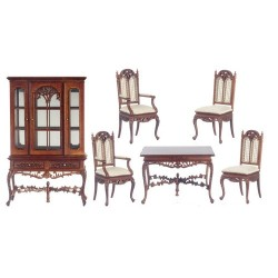 Barrington Dining Set/6/w