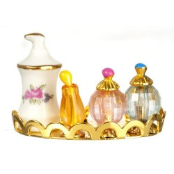 Porcelain Perfumes Tray