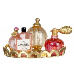 French Perfume Tray
