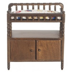 Changing Table/Walnut