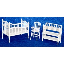 Baby Room Set/3/white