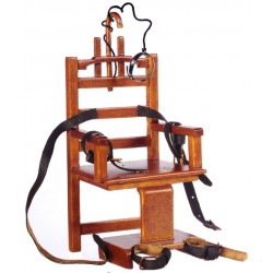 'old Sparky' Electric Chair