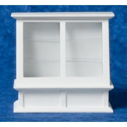 Store Display Case/wh/cb