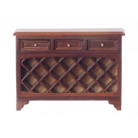 Wine Steward Console Table