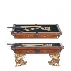Figurehead Pool Table Set