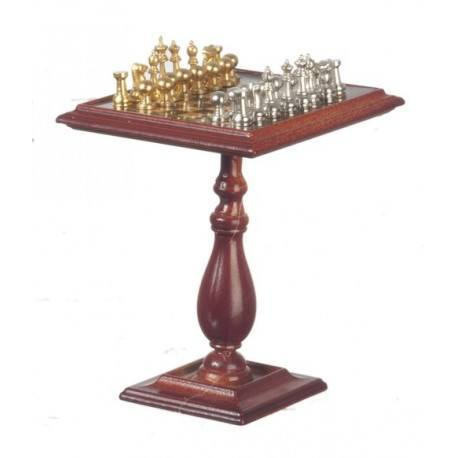Metal Chess Table/magnet