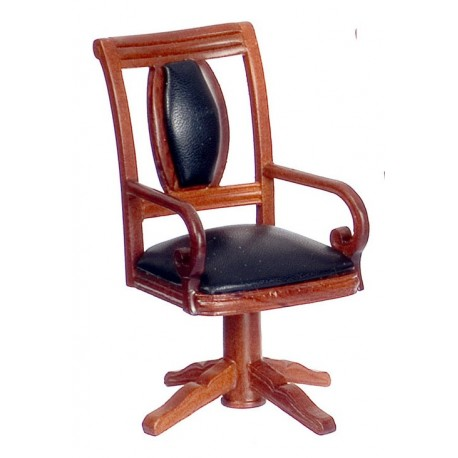 Gaming Table Chair/Walnut