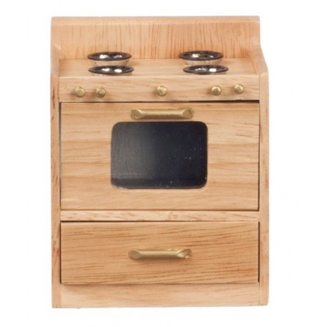 Kitchen Stove/oak