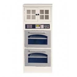 Double Oven/wh.cabinet