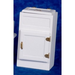 2-door Ice Box/white/cb