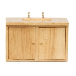 Modern Kitchen Sink/oak