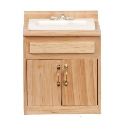 Kitchen Sink/oak